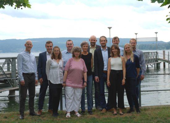 Das Team der Bodensee-Stiftung