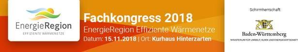 "Fachkongress ""EnergieRegion – Effiziente Wärmenetze"" in Hinterzarten"