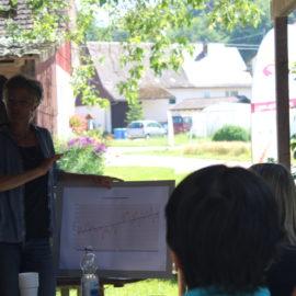 LIFE AgriAdapt-Projekt – Praxis-Workshop zu Klimawandel und Anpassung