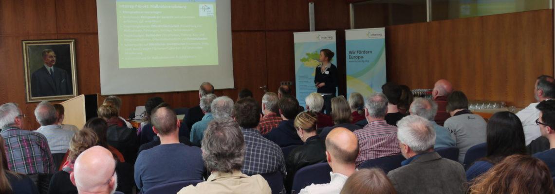 """Auftaktveranstaltung """"Kleingewässer für die Bodenseeregion – Netzwerk für Artenvielfalt und Umweltbildung"""""""