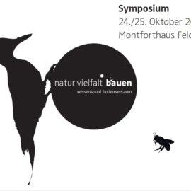 Symposium Natur Vielfalt Bauen
