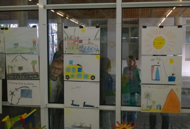 Solarauto, Solarzahnbürste und vieles mehr im Konstanzer Bürgerbüro