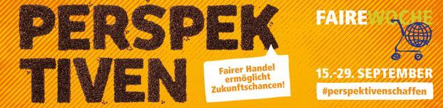 """""""Faire Woche vom 15 – 29. September 2017"""""""